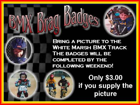 BADGES? You need these stinkin badges!